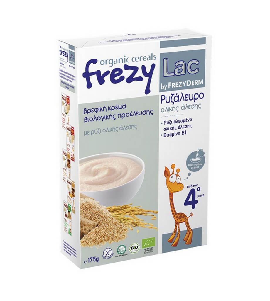 fa4f99bdcd5 Γάλατα-Βρεφικές τροφές : FREZYLAC ΚΡΕΜΑ ΡΥΖΑΛΕΥΡΟ ΟΛΙΚΗΣ ΑΛΕΣΗΣ